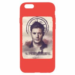 Чохол для iPhone 6/6S Jensen Ackles