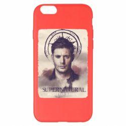 Чохол для iPhone 6 Plus/6S Plus Jensen Ackles