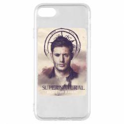 Чохол для iPhone 7 Jensen Ackles