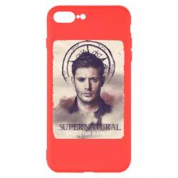 Чохол для iPhone 7 Plus Jensen Ackles