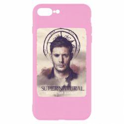 Чохол для iPhone 8 Plus Jensen Ackles