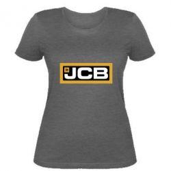 Жіноча футболка Jgb logo2