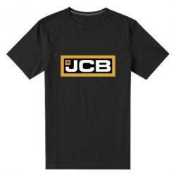 Чоловіча стрейчева футболка Jgb logo2