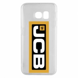 Чохол для Samsung S6 EDGE Jgb logo2