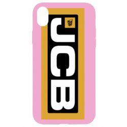 Чохол для iPhone XR Jgb logo2