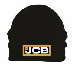 Шапка на флісі Jgb logo2