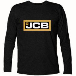 Футболка з довгим рукавом Jgb logo2