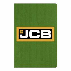 Блокнот А5 Jgb logo2