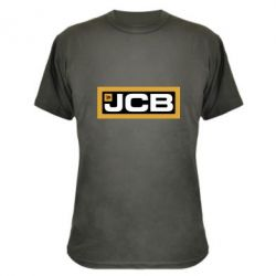 Камуфляжна футболка Jgb logo2