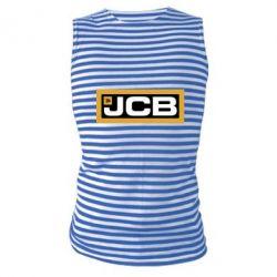 Майка-тільняшка Jgb logo2