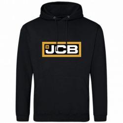 Чоловіча толстовка Jgb logo2