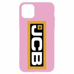 Чохол для iPhone 11 Jgb logo2