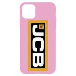 Чохол для iPhone 11 Pro Max Jgb logo2