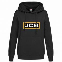 Толстовка жіноча Jgb logo2
