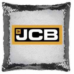 Подушка-хамелеон Jgb logo2