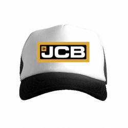 Дитяча кепка-тракер Jgb logo2