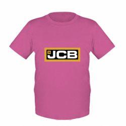 Дитяча футболка Jgb logo2