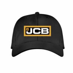 Дитяча кепка Jgb logo2