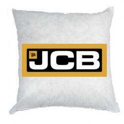 Подушка Jgb logo2