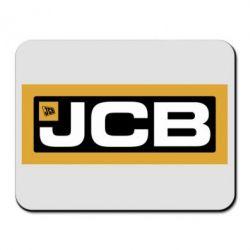 Килимок для миші Jgb logo2