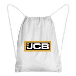 Рюкзак-мішок Jgb logo2