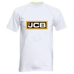 Чоловіча спортивна футболка Jgb logo2