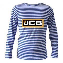 Тільник з довгим рукавом Jgb logo2