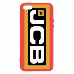 Чохол для iphone 5/5S/SE Jgb logo2