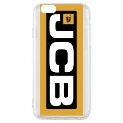 Чохол для iPhone 6/6S Jgb logo2