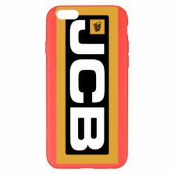 Чохол для iPhone 6 Plus/6S Plus Jgb logo2