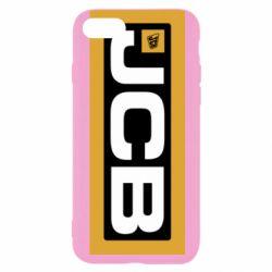 Чохол для iPhone 7 Jgb logo2