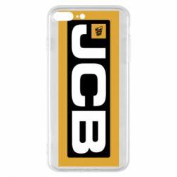 Чохол для iPhone 8 Plus Jgb logo2