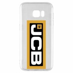 Чохол для Samsung S7 EDGE Jgb logo2