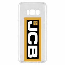 Чохол для Samsung S8 Jgb logo2