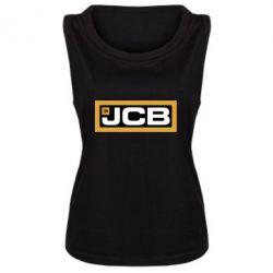 Майка жіноча Jgb logo2