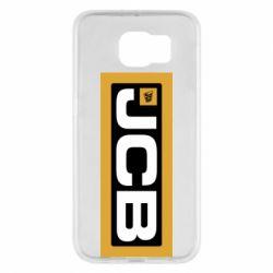 Чохол для Samsung S6 Jgb logo2