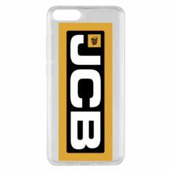 Чохол для Xiaomi Mi Note 3 Jgb logo2