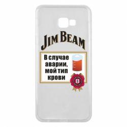 Чохол для Samsung J4 Plus 2018 Jim beam accident