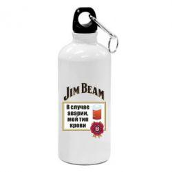 Фляга Jim beam accident