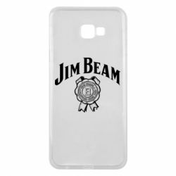 Чохол для Samsung J4 Plus 2018 Jim Beam logo
