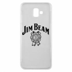 Чохол для Samsung J6 Plus 2018 Jim Beam logo
