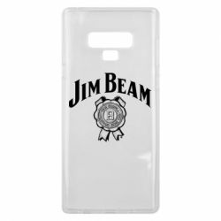 Чохол для Samsung Note 9 Jim Beam logo