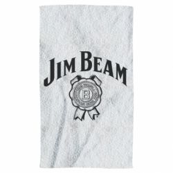 Рушник Jim Beam logo