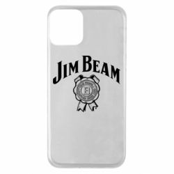 Чохол для iPhone 11 Jim Beam logo