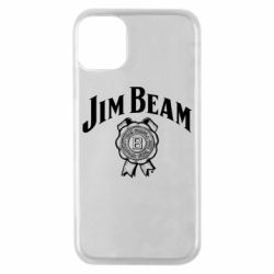 Чохол для iPhone 11 Pro Jim Beam logo
