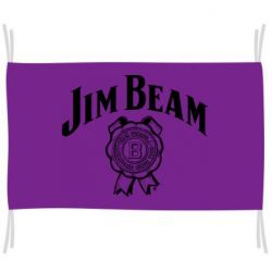 Прапор Jim Beam logo