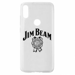 Чохол для Xiaomi Mi Play Jim Beam logo