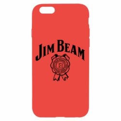 Чохол для iPhone 6/6S Jim Beam logo