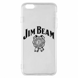 Чохол для iPhone 6 Plus/6S Plus Jim Beam logo