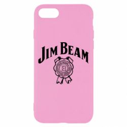 Чохол для iPhone 8 Jim Beam logo
